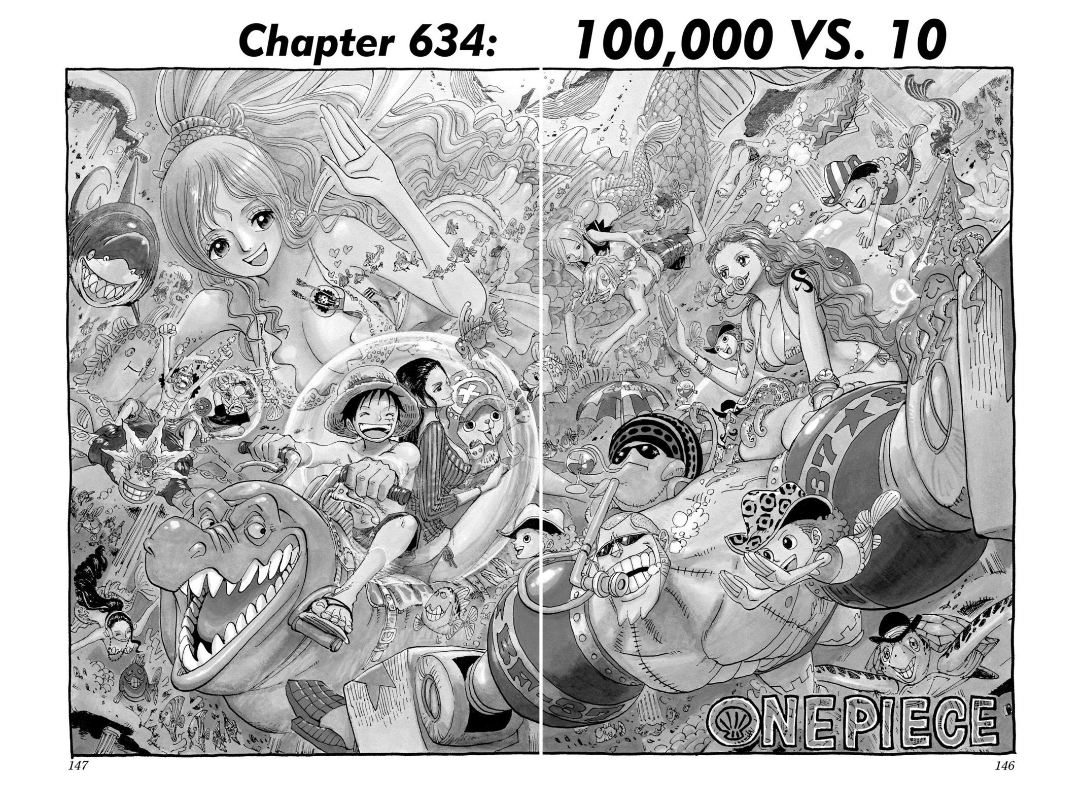 One Piece, Chapter 634 image 001