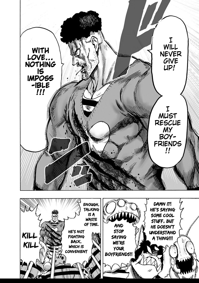 One Punch Man, Chapter Onepunch-Man 105 image 030