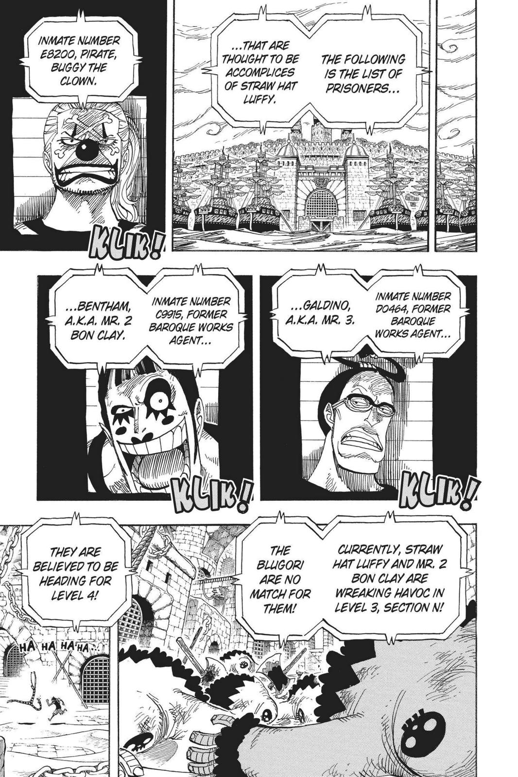 One Piece, Chapter 532 image 003
